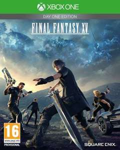 Final Fantasy XV Day One Edition - Xbox-One @ Gameseek - £36.19