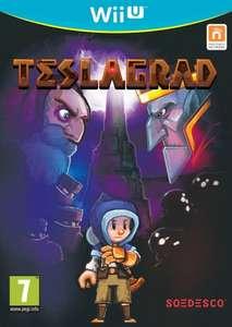 Teslagrad (Nintendo WiiU) £7.20 @ Gameseek