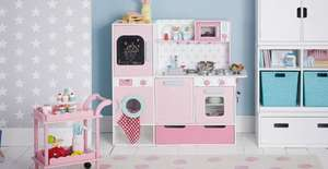 Gumdrop play kitchen was 190.00 now only £121.60 with a code @ Great little trading company