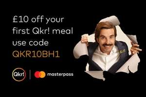 £10 off when you spend £11 or more at Wagamama, Zizzi + ASK with QKR app, anyone with any credit/debit card can use, meal for £1 possible