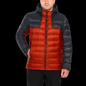 Jack Wolfskin men's Greenland Down Jacket £100, reduced from £140 @ Jack Wolfskin
