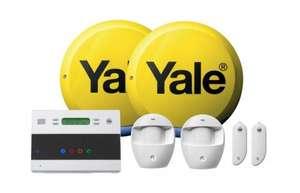 "Yale Easy Fit Telecommunicating Alarm £160.55 @ Safe.co.uk using code ""jansale"". Also 5.55% TCB."