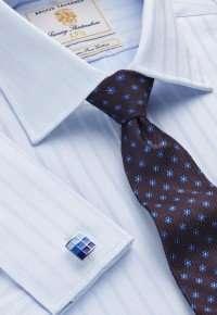3 Formal Shirts for £45 ( save over £130 ) @ Brook Taverner