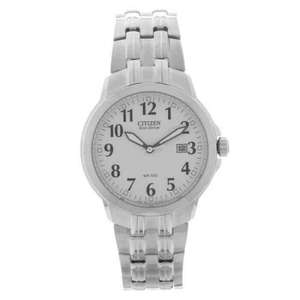 Men's Citizen Eco drive watch £85.50 with code at House Of Watches