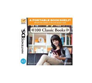 100 Classic Book Collection DS Game £1.99 @ Argos (Free C+C)