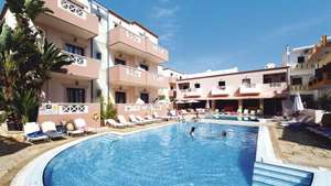 7 Nights, Self Catering Holiday in Ilios Malia Greece (May), from Manchester, 2 adults £97.00 pp (Price includes Luggage & Transfers) £194.00 at Thomson