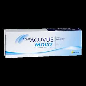 Acuvue Moist Contact Lenses - £12.45 at Vision Direct