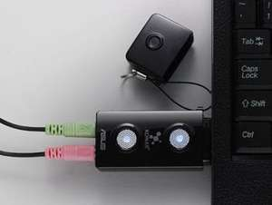 ASUS Xonar U3 USB 2.0 Sound Card £14.97 @ Currys PCWorld (RRP around £35)