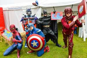 Lightwater Valley £15 entry Superheroes 3rd 4th June event