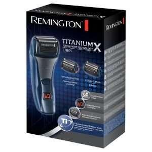 Half Price Remington Titanium X Cordless Shaver Now Only £28.94 Delivered bigpockets