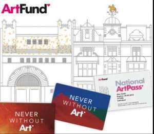 National Art Fund Pass 3 months £10