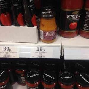 Jamie Oliver Pesto 29p @ Home Bargains