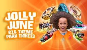 Lightwater Valley. Jolly June £15 ticket deal.