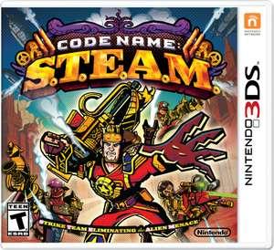 Code Name: S.T.E.A.M. (Nintendo 3DS/2DS) £5.98 (Prime) £7.97 (Non-Prime) Delivered @ Amazon