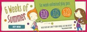 6 Week of Summer - Wacky Warehouse £10