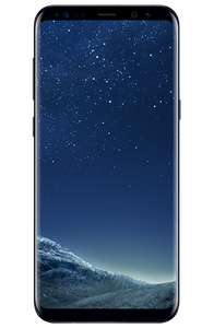 Galaxy S8 with FREE Samsung Gear VR worth £119.99 - £29p/m + £100 upfront (£796 total) @ uSwitch