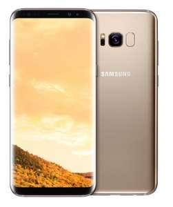 Samsung Galaxy S8 Dual Sim - Maple Gold £477.23 + 2% Quidco @ eglobal central