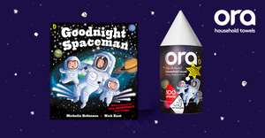 download free puffin goodnight spaceman book - gift from ora