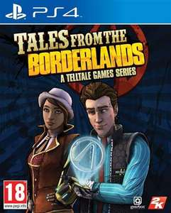 Tales From The Borderlands PS4/Xbox £2.70 - Moto GP16 Valentino Rossi PS4 £7.50 - Battleborn PS4/Xbox £2.70 @ Game