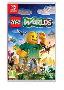 Lego Worlds (Switch) £21.85 / Sine Mora EX (Switch) £17.85 Delivered @ Base