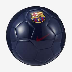 FC Barcelona Football - £5.99 delivered using codes @ Nike (Size 5)