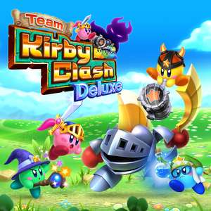 Team Kirby Clash Deluxe F2P 3DS Game from Nintendo eShop for free