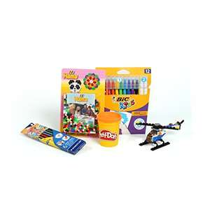 Free toy box on orders of selected toys over £30 at amazon
