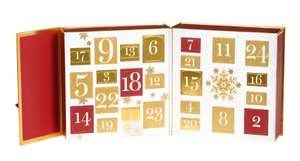 Yankee Candle Advent Calendar 3D Book - £26.24 delivered @ House of Harris