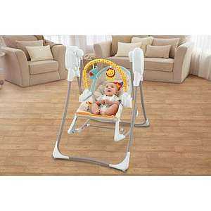 Fisher Price 3 in 1 baby swing rocker and chair £55 @ Asda