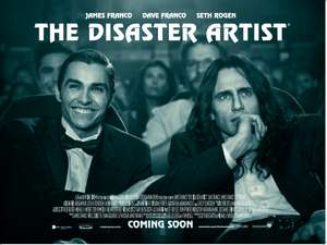 The Disaster Artist - Preview screening FOR FREE - 27th November - SFF