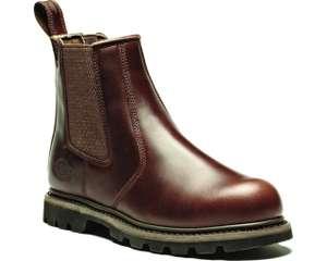 Dickies Fife Dealer Boot (Sizes 5.5-12) was £65.00 now £32.50 /  Dickies Lined Rigger Boot (Sizes 3-12) was £38.00 now £19.00 / Dickies Faxon Safety Trainer (Sizes 5.5-12) was £70.00 now £35.00 @ Dickies