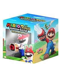 Mario and Rabbids Kingdom Battle Collectors Edition Switch £54.99 @ game