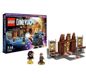 LEGO Dimensions Story Pack: Fantastic Beasts - £16.99 @ Argos  & Argos eBay