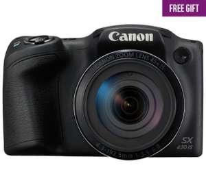 Canon sx430 + free printer and case £189.99 Argos