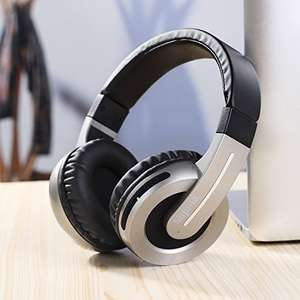 Lightning Deal! Sephia S6 Over Ear Wireless Bluetooth Headphones - Only £14.36 Prime / £18.35 Non Prime Sold by Sephia and Fulfilled by Amazon