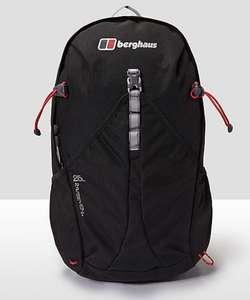 BERGHAUS TWENTYFOURSEVEN PLUS 25 BACKPACK £21 /22 c.c/ £24.99 delivered @ Milletsports