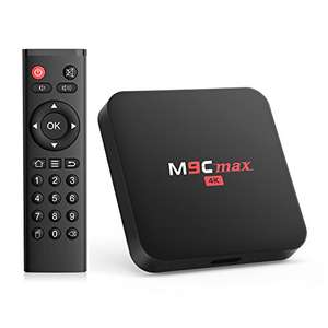 TV box Android 6.0 2GB DDR+16GB H.265 decoding £25.99 @ Amazon (Sold by BQEEL Direct UK and Fulfilled by Amazon)