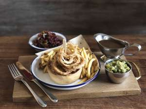 Pieminister pies - 50% off all food until 25 January , mon to thurs, show email or book through email