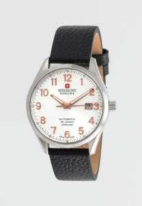 Swiss Military Hanowa Helvetus automatic watch £139 Zalando Lounge