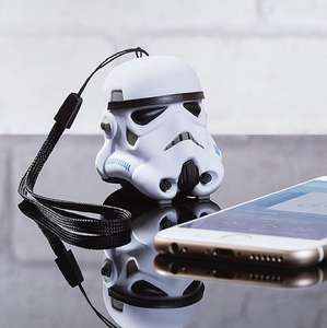 Mini Bluetooth stormtrooper speaker totally funky reduced from 24.99 to £7.99 (Postage £3.95 or over £30 free)