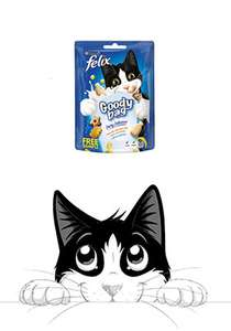 Free FELIX® Goody Bag Dairy Delicious pack with Purchase of FELIX® 12 packs
