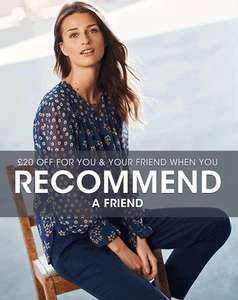 Next Recommend a Friend Offer ****Please do not offer / request referrals****