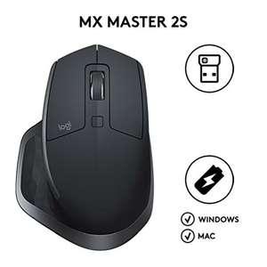 Logitech MX Master 2S Wireless mouse £63.99 @ Amazon