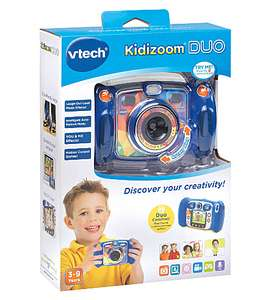 Kidizoom Duo Blue - scanning at £12.30 instore only @ Tesco