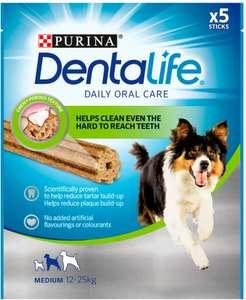 Free Dentalife Dog Chew