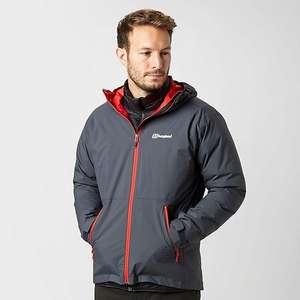 Berghaus Stormcloud Hydroshell Men's Jacket £47.99 delivered w/code @ Millets