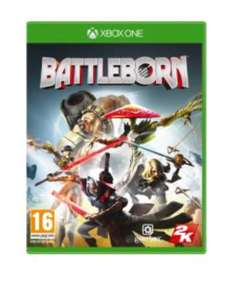 Battleborn Xbox / PS4 for £3.00 @ Game