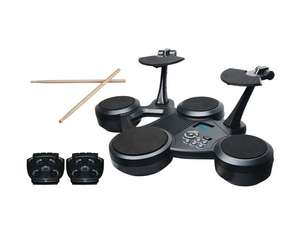 Electronic Drum Kit £39.99 from Lidl available Thursday 5/4/18