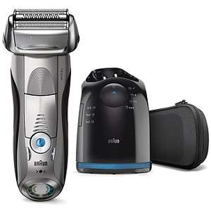 Braun Series 7 Wet & Dry Shaver £124.99 @ Duracell direct