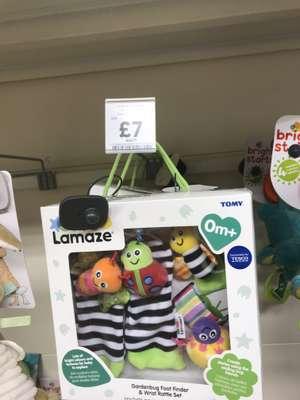 Lamaze Garden Bug Foot Finder £7 Tesco online / instore